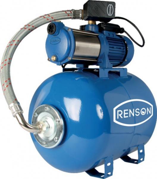 Pompe RENSON multicellulaire avec ballon surpression 80L