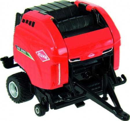 Miniatures tracteurs, automoteurs agricoles KUHN