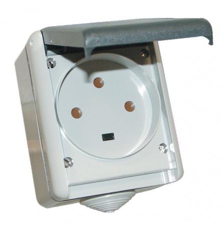 Prises, disjoncteurs et accessoires LEGRAND