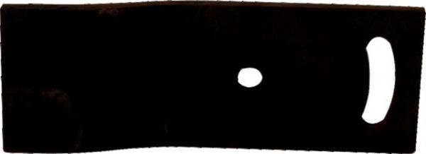 RALLONGE DE VERSOIR DROIT PETIT MODELE BORE ADAPTABLE NAUD P03080101D
