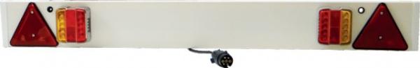 RAMPE 1M22 FEUX LED FEUX 4 FONCTIONS 7.50 M 12/24V