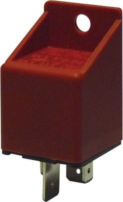 RELAIS 12V-70A-4 BORNES 2X6,3+2X9,5mm (BOX)