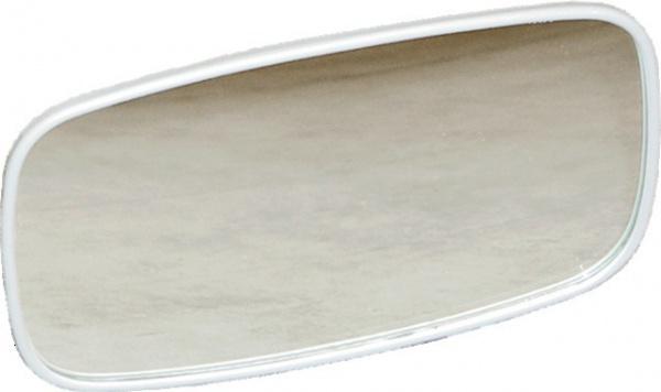 RETROVISEUR GLACE PLATE 150X245 DIAMETRE 15