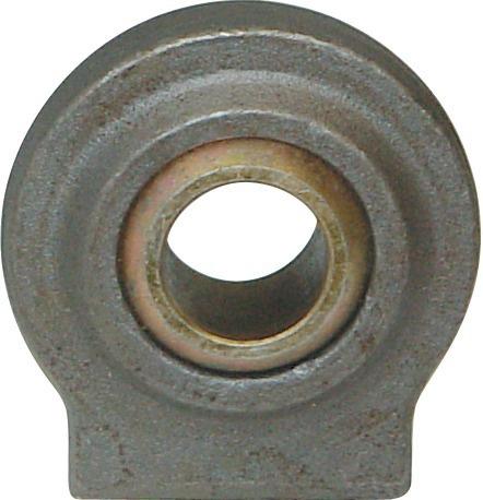 ROTULE PLATE A SOUDER D19   L 65 L30 EP44 D57
