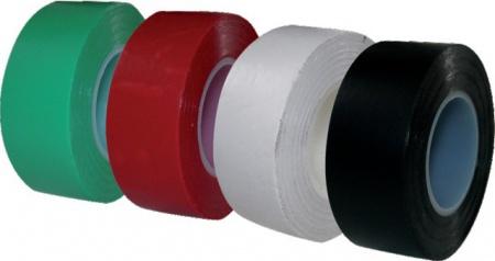 RUBANS PVC ASSORTIS (N,R,V,B)      (BOX DE 4)