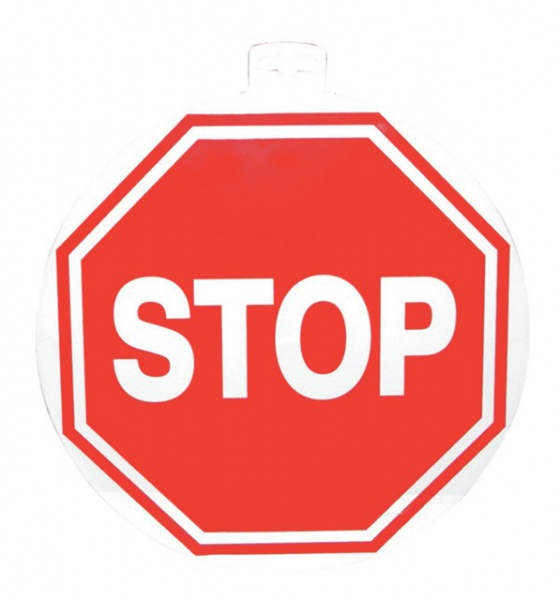 "SIGNALETIQUE \""STOP\"""