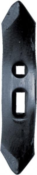 Soc cultivateur réversible 255X50X12 mm