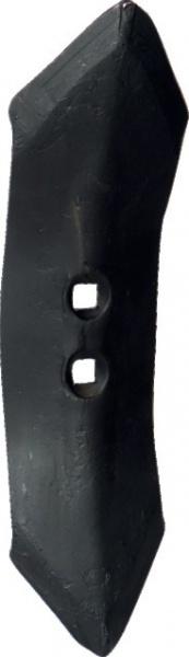 SOC TRIANGULAIRE TYPE Vibroflex 260X8 MM ADAPTABLE KONGSKILDE 101155540 – 105000584