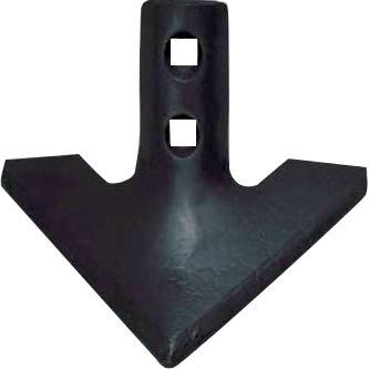 Soc triangulaire vibroculteur 185X8 adaptable KONSKILDE