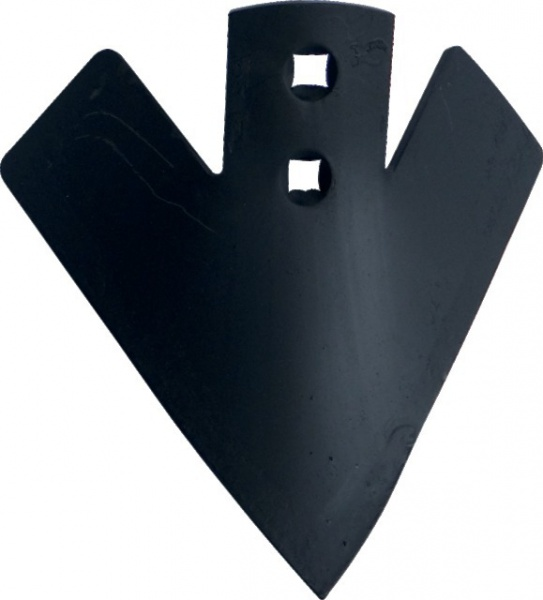 SOC UNIVERSEL TRIANGULAIRE 240X250X5 MM ENTRAXE 45 MM