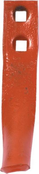 Soc vibroculteur adaptable MARK-STIG 165X35X8 mm