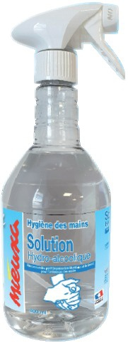 SOLUTION HYDROALCOOLIQUE (800ML)