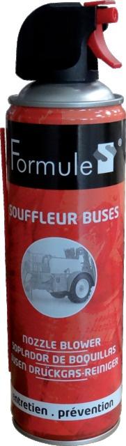 SOUFFLEUR BUSES PULVE FORMULE S 400 ML
