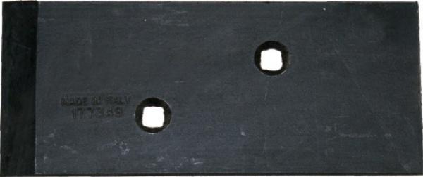 Talon plaque contre sep réversible adaptable Grégoire et Besson 177349
