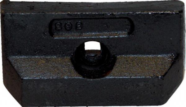 Talon réversible adaptable Grégoire et Besson 172303