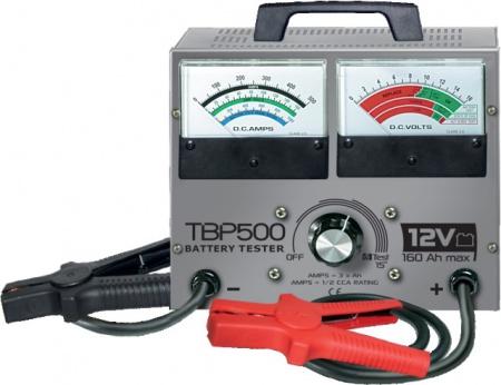 TESTEUR DE BATTERIE TBP500 GYS