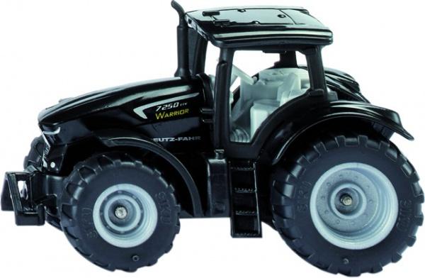 Tracteur deutz-fahr ttv 7250 warrior blister