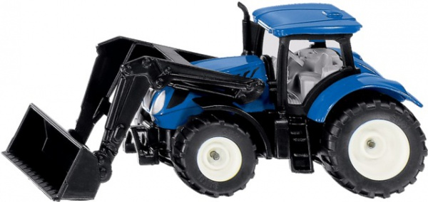 Tracteur new holland avec chargeur frontal blister