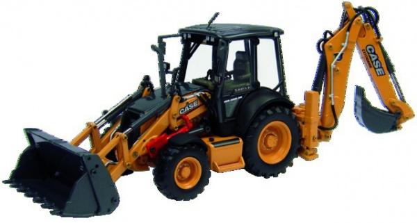 Tracteur TP 580 ST Case 1/50e