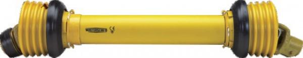 """TRANSMISSION WALTERSCHEID CROISILLON 36X89 LONGUEUR 1010 MM MACHOIRE TRACTEUR 1\""""3/8 6C – MACHINE 1\""""3/4 6C"""