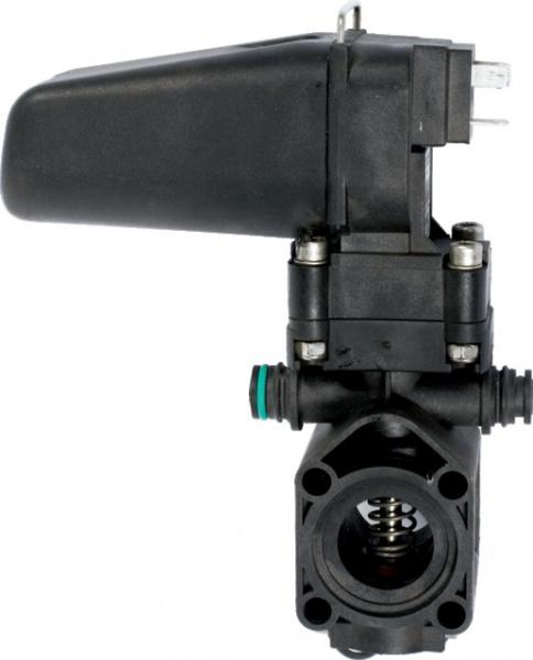 Vanne électrique de tronçon NRG011