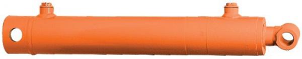 VERIN HYDRAULIQUE DOUBLE EFFET STANDARD 35X60 COURSE 300 MM ENTRE AXE 500 MM  (3563)
