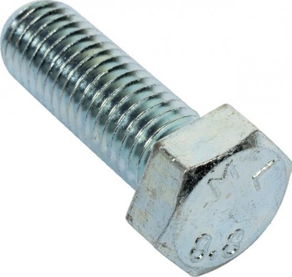 VIS TETE HEXAGONALE 12X35 8.8 ZINGUE ISO4017 (BOITE DE 100)