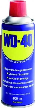 WD 40 MULTIFONCTION AEROSOL 400 ML